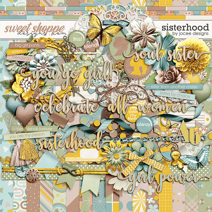 Sisterhood by JoCee Designs