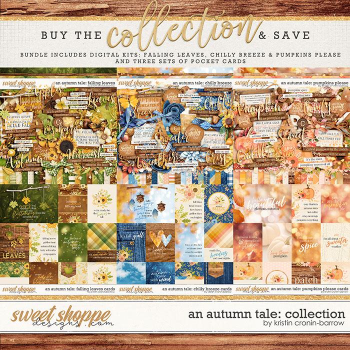 An Autumn Tale: Collection by Kristin Cronin-Barrow