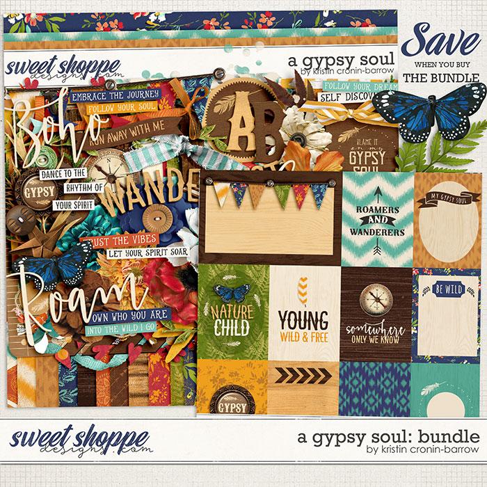 A Gypsy Soul: Bundle by Kristin Cronin-Barrow