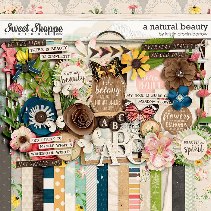 A Natural Beauty by Kristin Cronin-Barrow