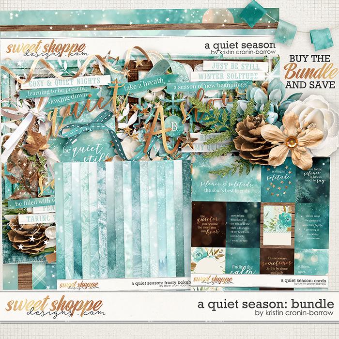 A Quiet Season - Bundle by Kristin Cronin-Barrow