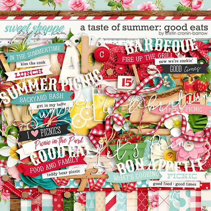 A Taste of Summer: Good Eats