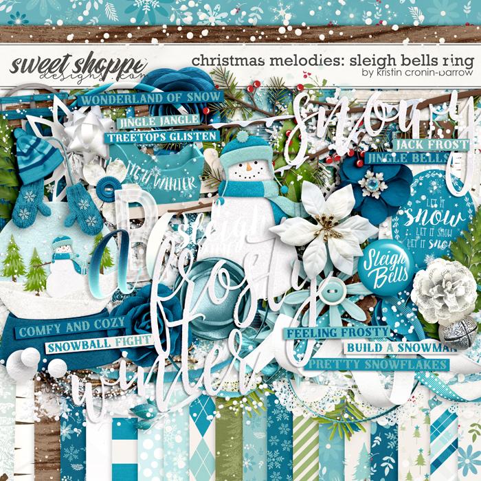 Christmas Melodies: Sleigh Bells Ring by Kristin Cronin-Barrow
