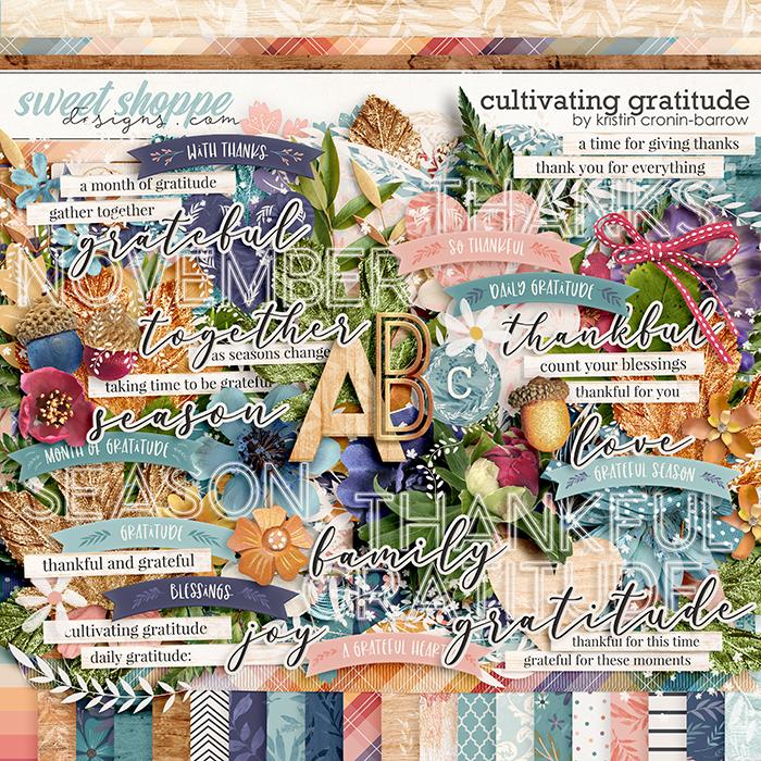 Cultivating Gratitude by Kristin Cronin-Barrow