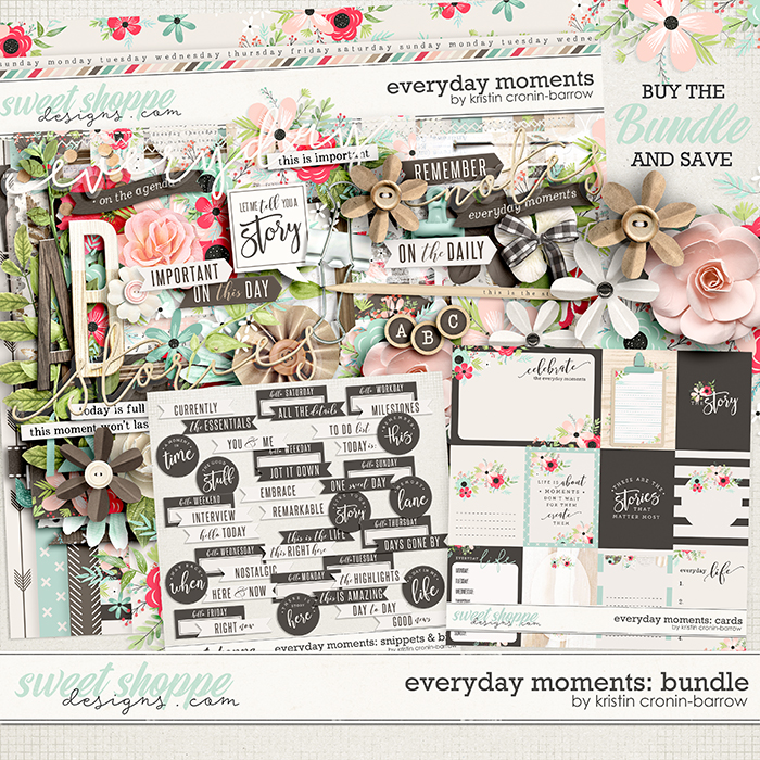Everyday Moments: Bundle by Kristin Cronin-Barrow