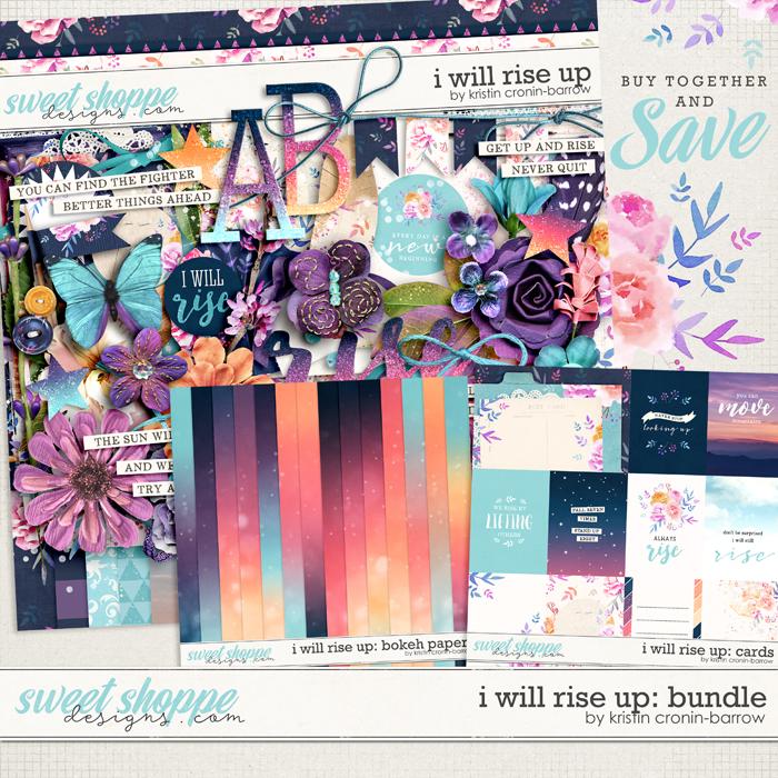 I Will Rise Up: Bundle by Kristin Cronin-Barrow