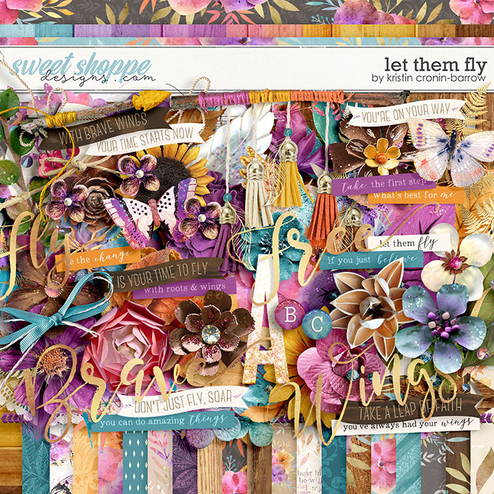 Let them Fly by Kristin Cronin-Barrow