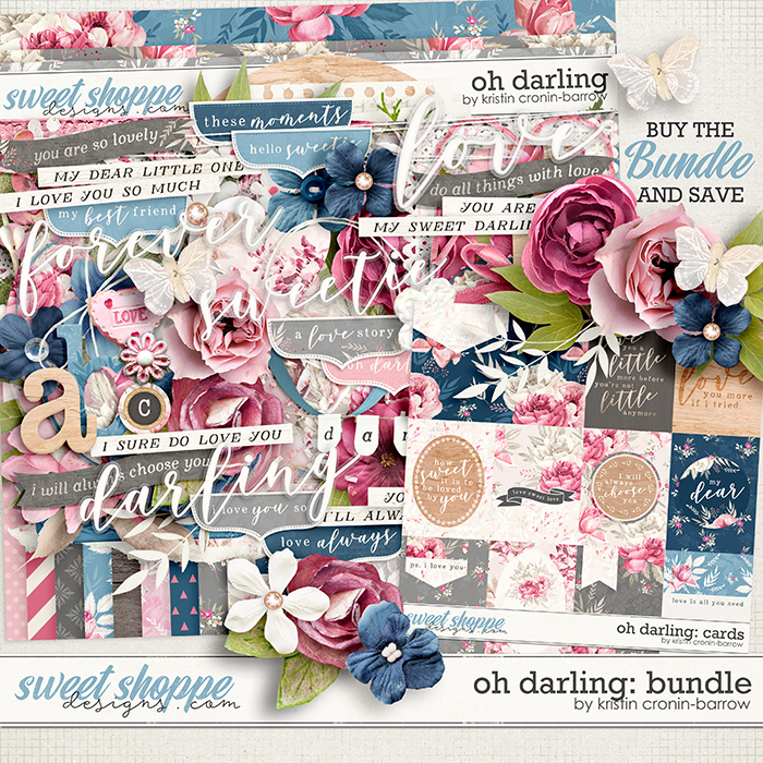 Oh Darling: Bundle by Kristin Cronin-Barrow