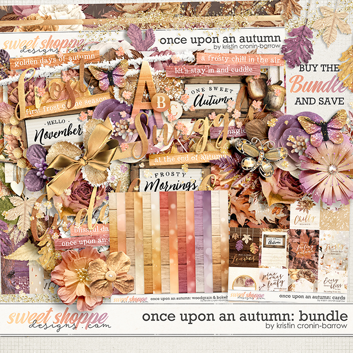 Once upon an autumn: Bundle by Kristin Cronin-Barrow
