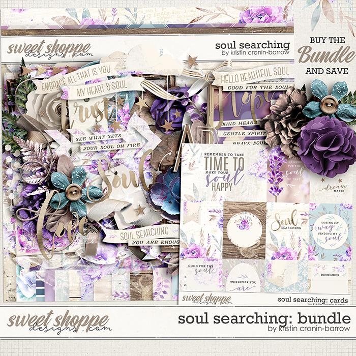 Soul Searching: Bundle by Kristin Cronin-Barrow