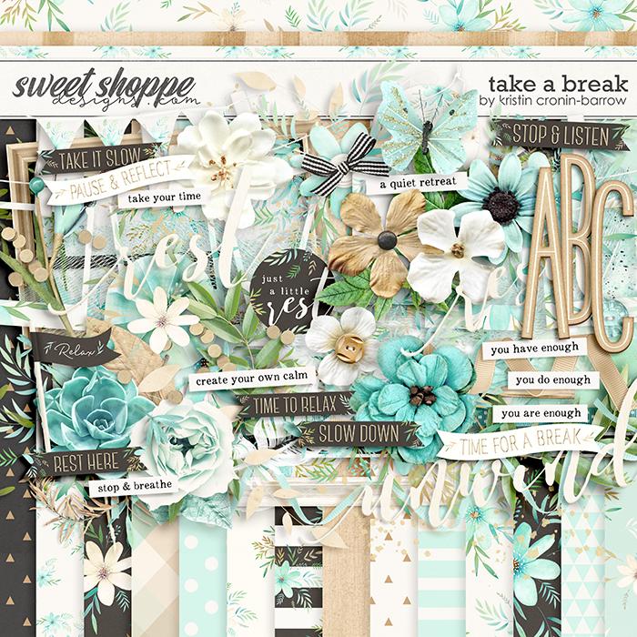 Take a Break by Kristin Cronin-Barrow