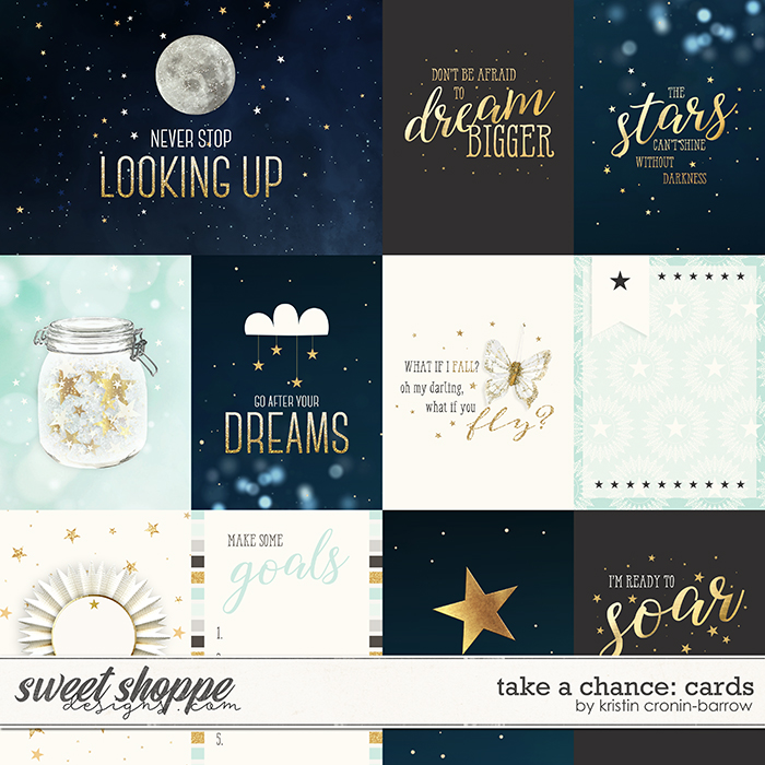 Take a Chance: Cards by Kristin Cronin-Barrow