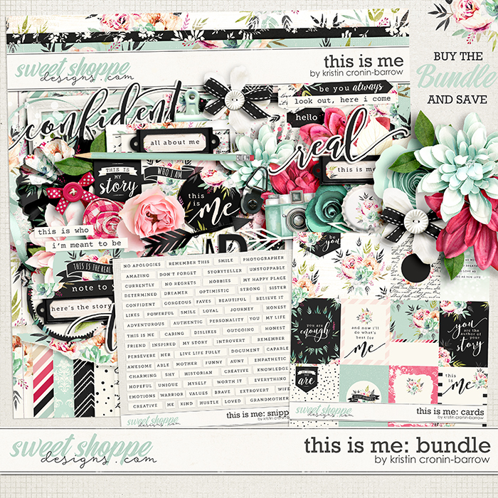 This is Me: Bundle by Kristin Cronin-Barrow