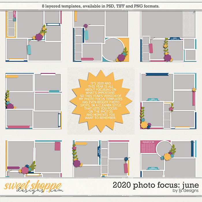 2020 Photo Focus: June by LJS Designs