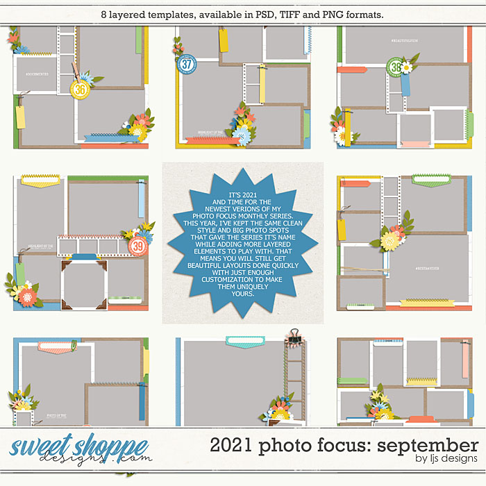 2021 Photo Focus: September by LJS Designs
