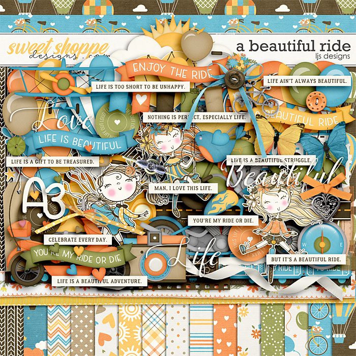 A Beautiful Ride by LJS Designs