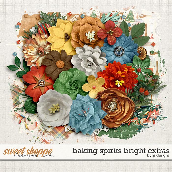 Baking Spirits Bright Extras by LJS Designs
