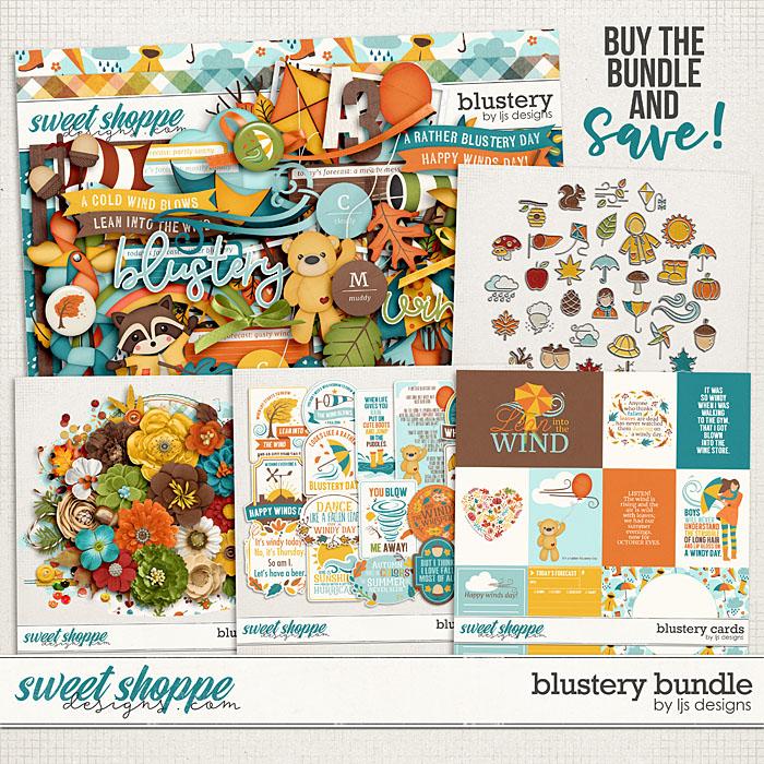 Blustery Bundle by LJS Designs