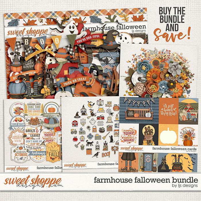 Farmhouse Falloween Bundle by LJS Designs