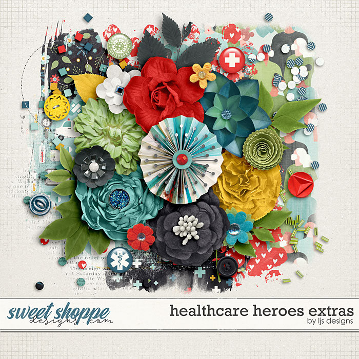 Healthcare Heroes Extras by LJS Designs