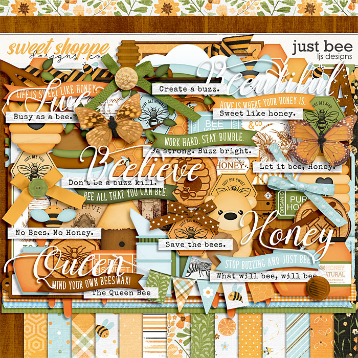 Just Bee by LJS Designs