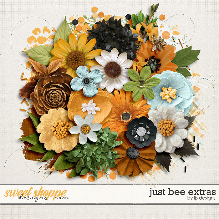 Just Bee Extras by LJS Designs