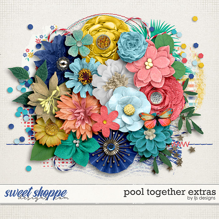 Pool Together Extras by LJS Designs