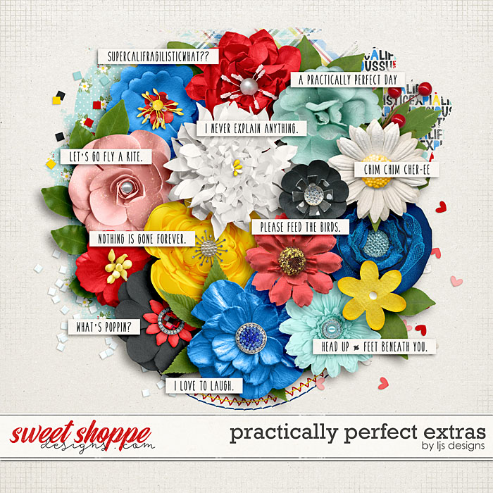 Practically Perfect Extras by LJS Designs