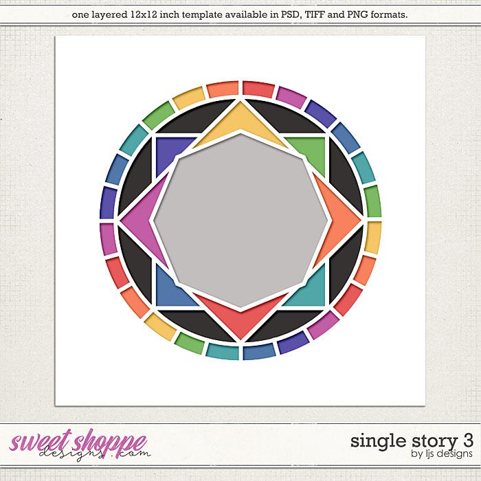 Single Story 3 by LJS Designs