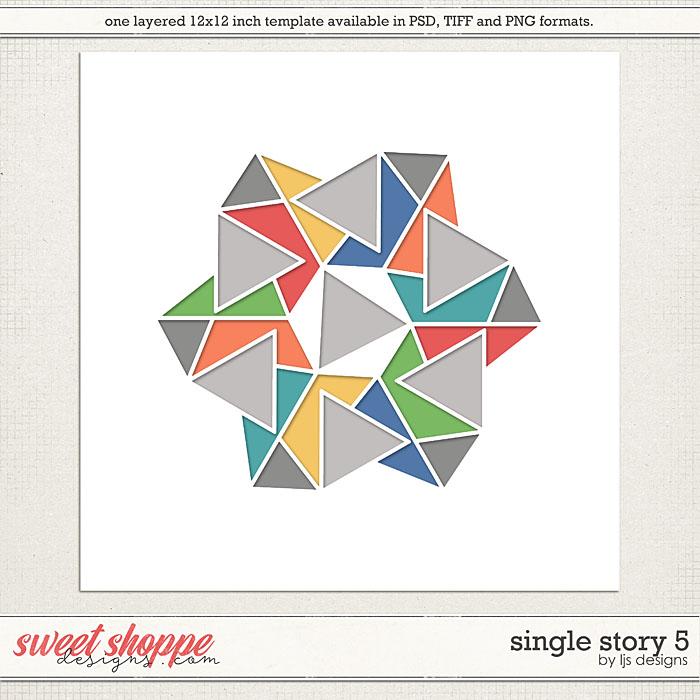 Single Story 5 by LJS Designs