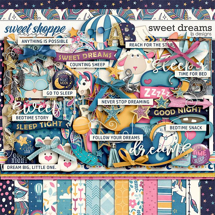 Sweet Dreams by LJS Designs