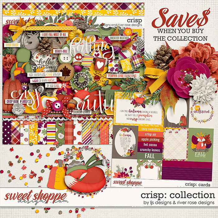 Crisp Collection by LJS Deigns & River Rose Designs