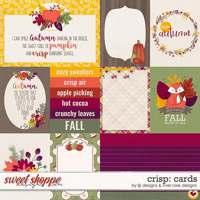 Crisp Cards by LJS Designs & River Rose Designs