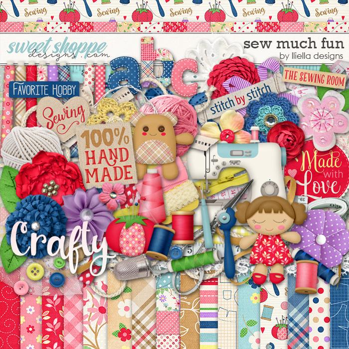 Sew Much Fun by lliella designs