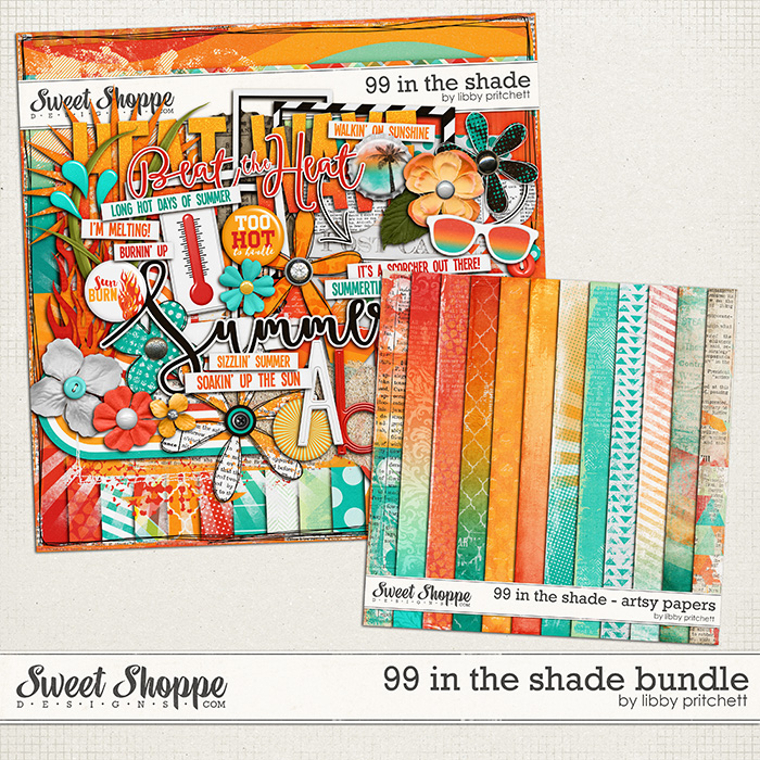 99 In The Shade Bundle by Libby Pritchett