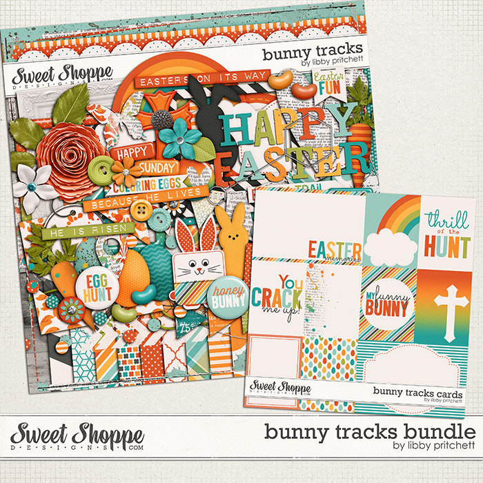 Bunny Tracks Bundle by Libby Pritchett