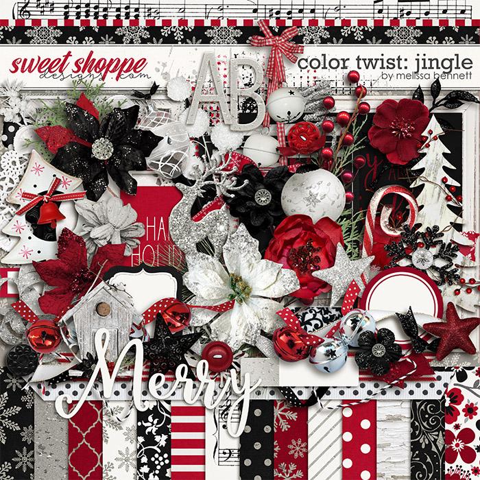 Color Twist-Jingle by Melissa Bennett