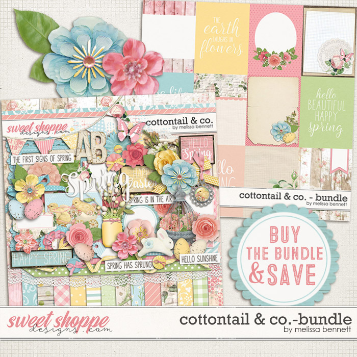Cottontail & Co.-bundle by Melissa Bennett