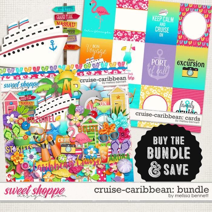 Cruise-Caribbean: Bundle by Melissa Bennett