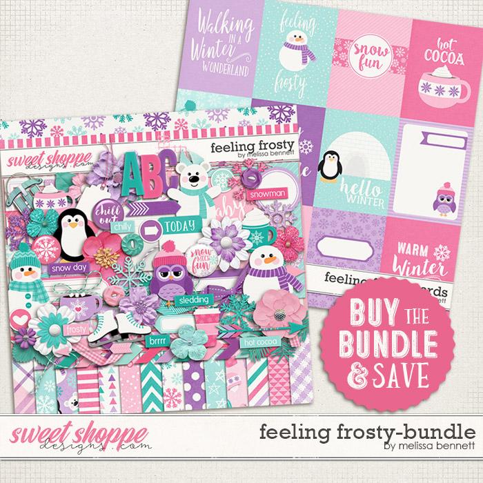 Feeling Frosty Bundle by Melissa Bennett