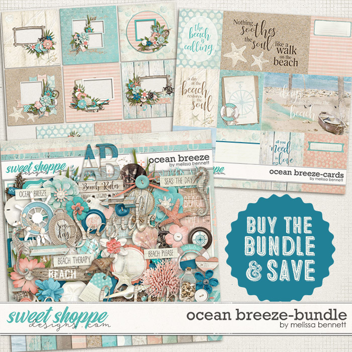 Ocean Breeze-Bundle by Melissa Bennett