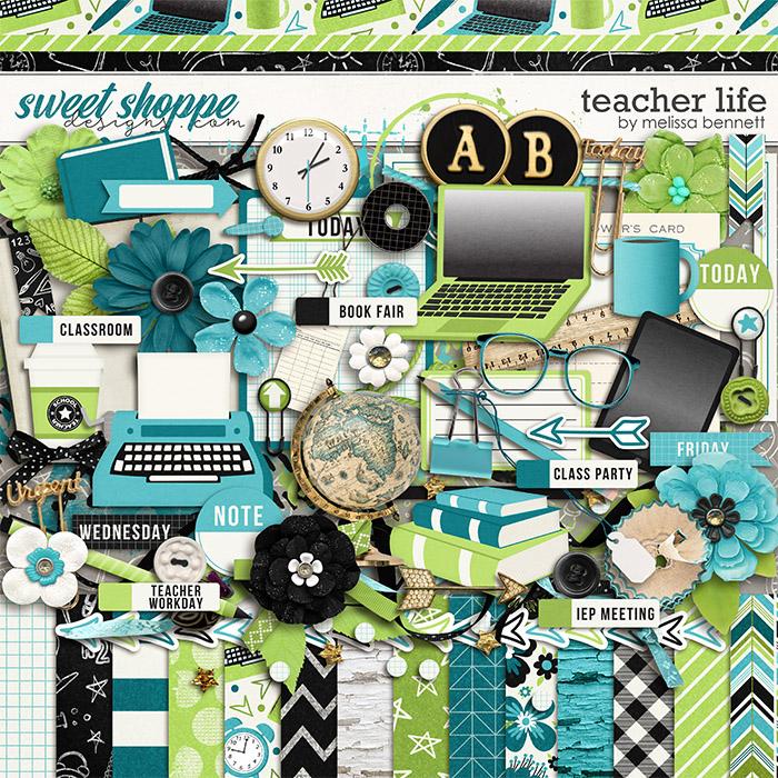 Teacher Life by Melissa Bennett