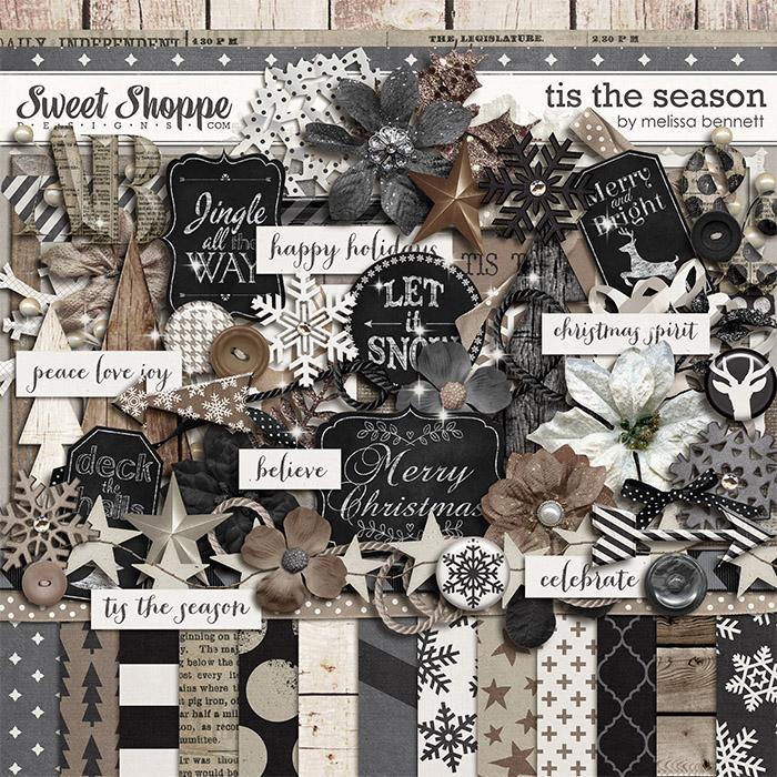 Tis The Season by Melissa Bennett