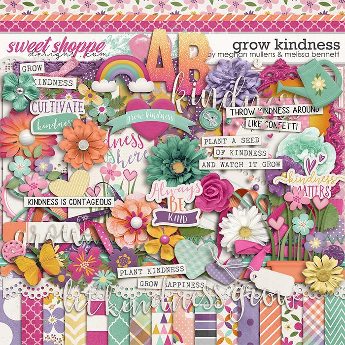 Grow Kindness by Melissa Bennett & Meghan Mullens