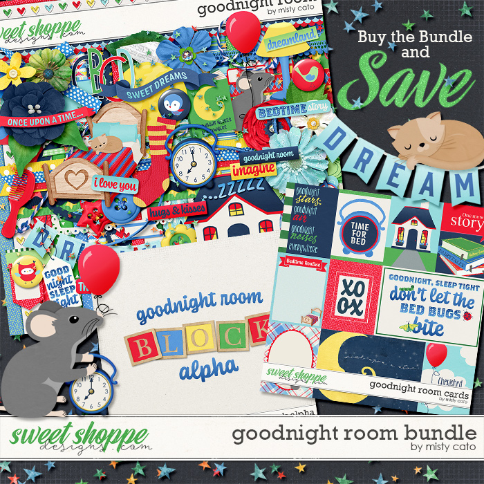 Goodnight Room Bundle by Misty Cato