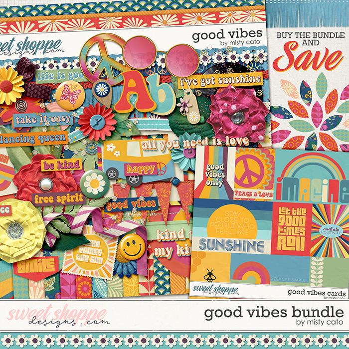 Good Vibes Bundle by Misty Cato