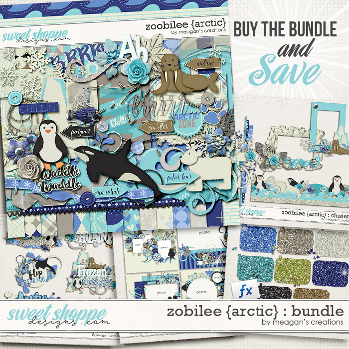Zoobilee {Arctic} : Bundle by Meagan's Creations