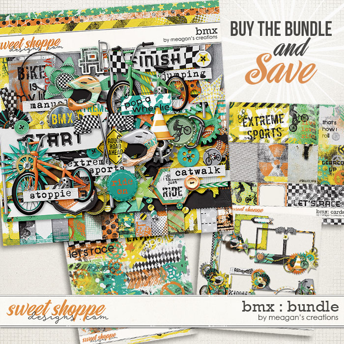 BMX : Bundle by Meagan's Creations