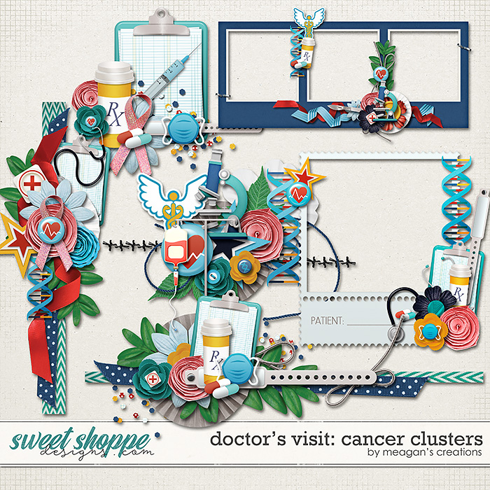 Doctor's Visit: Cancer Clusters by Meagan's Creations
