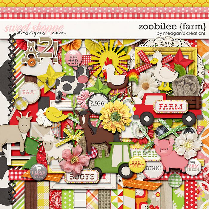 Zoobilee {Farm} by Meagan's Creations